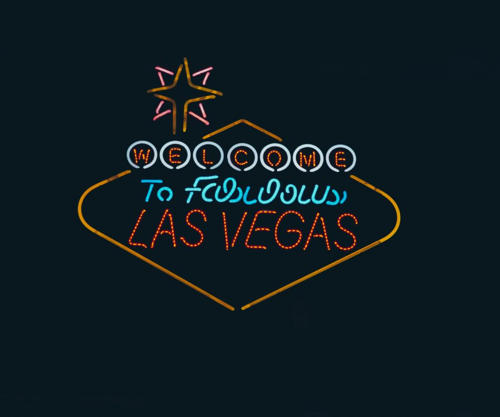 Neon Works - Neon Sign - welcome to las vegas